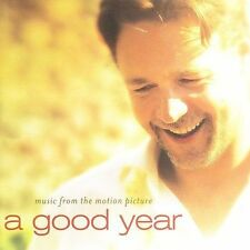 A Good Year [Original Motion Picture Soundtrack] by Original Soundtrack (CD, Nov-2006, Legacy)