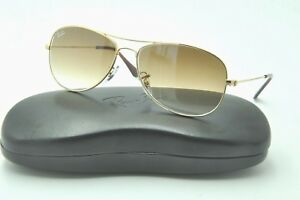 67e1728db2 Ray Ban RB 3362 COCKPIT Sunglasses 001 51 Gold   Brown Gradient ...