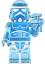 Star-Wars-Minifigures-obi-wan-darth-vader-Jedi-Ahsoka-yoda-Skywalker-han-solo thumbnail 116