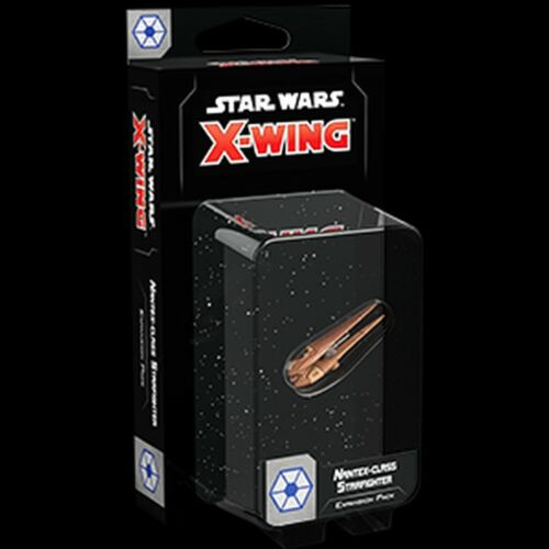 Star Wars X-Wing 2.0 Nantex-class Starfighter Expansion Pack