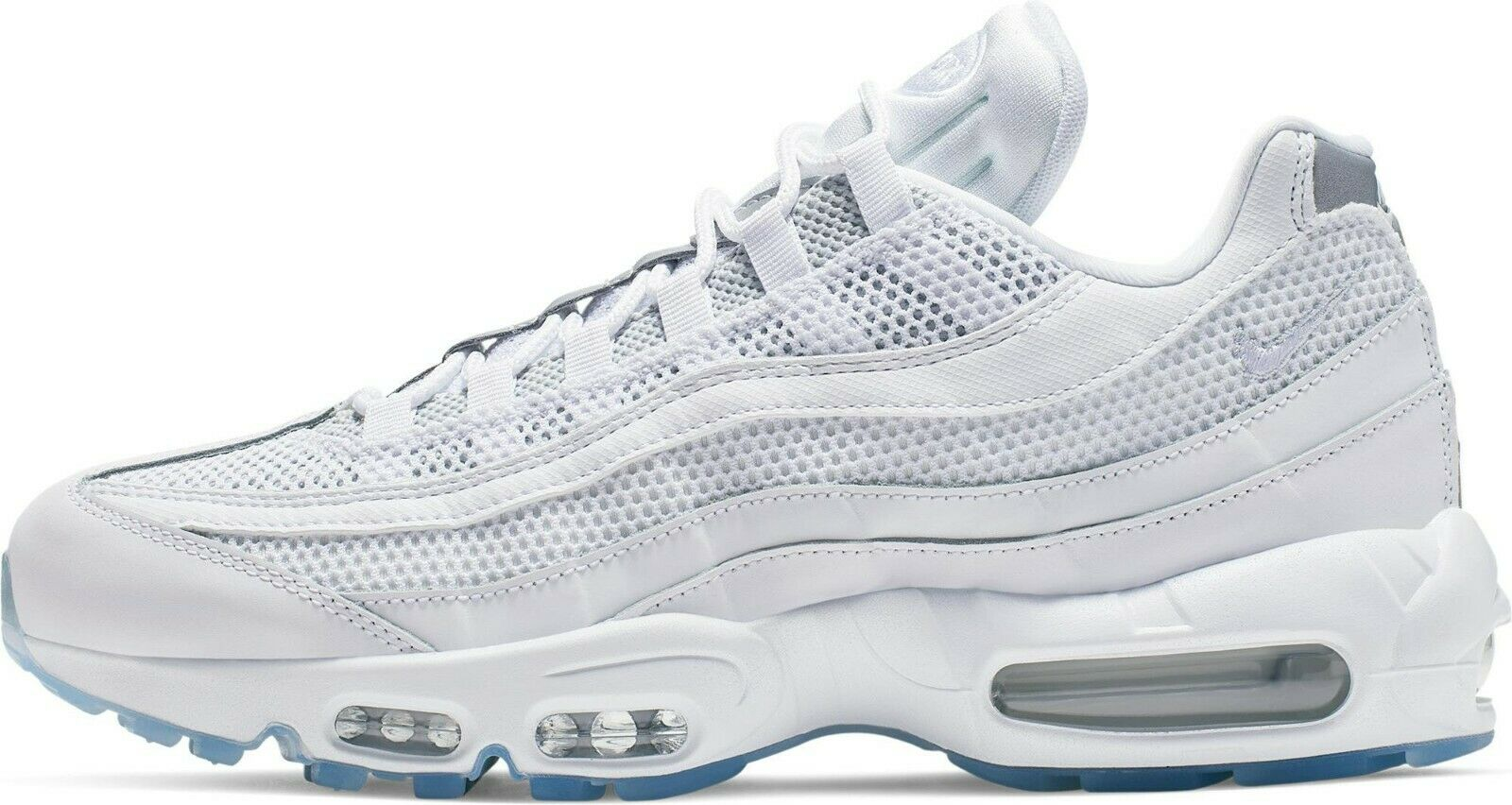 Size 9.5 - Nike Air Max 95 Essential White Ice