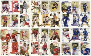 2003-04-Parkhurst-Original-Six-Hockey-600-Card-Master-Set