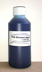 Details about PVA RELEASE AGENT 100ML GLOSS MOULD FIBREGLASS BOAT DIY CRAFT  WAX Gel Resin Fi
