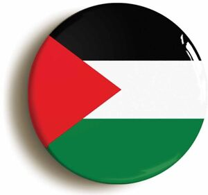 palestine badge button pin size is 1inch 25mm diameter palestinian