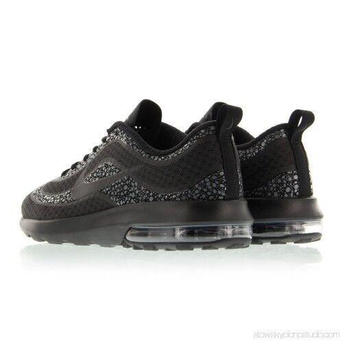 Nike air max sprunghafter schwarz 98 safari triple schwarz sprunghafter 1 dunkelgrauen 818675-005 mens sz 8,5 fc243a