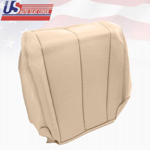 2003-2007 Passenger Bottom Leather Cover Light tan For Nissan Murano S SE SL