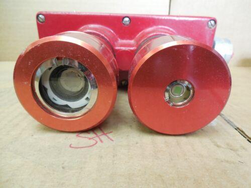 Det-Tronics UV//IR Flame Detector C7052 J4000 C7052J4000 Used