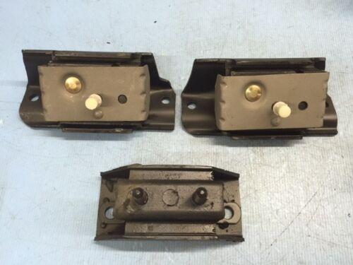 Front Left /& Right Mounts /& Trans Mount Set 3PCS for 94-95 Ford F-150 5.0L
