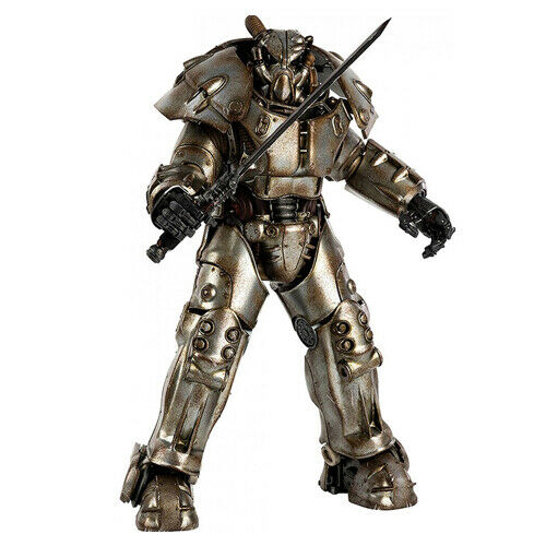 FALLOUT - X-01 Power Armor 1 6 Acción Figura Three Zero