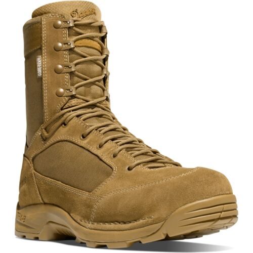 "Danner Mens 24323 Desert TFX G3 8/"" Coyote GTX Military Tactical AR-670-1 Boots"