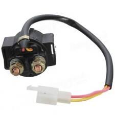 Starter Relay Solenoid Dc 12v Cable For Quad Pit Bike Motor 110cc