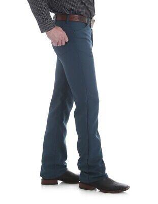 Size 28-42 00082 100/% Polyester Men/'s Wrangler Wrancher Dress Jeans