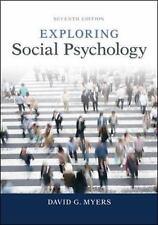 Exploring Social Psychology by David G. Myers (2014, Paperback)