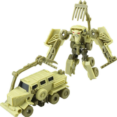 Transformation Mini Cars Kid Classic Robot Car Toy Children Action Figures Toys