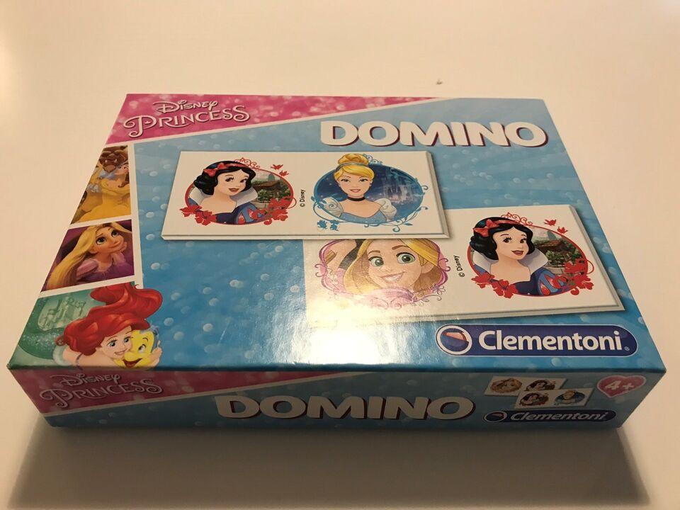 Disney Princess domino, Domino, brætspil
