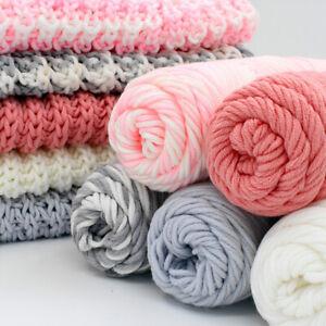 100g-DIY-Chunky-Milk-Cotton-Yarn-Crochet-Knitting-Wool-Yarn-Thread-Craft