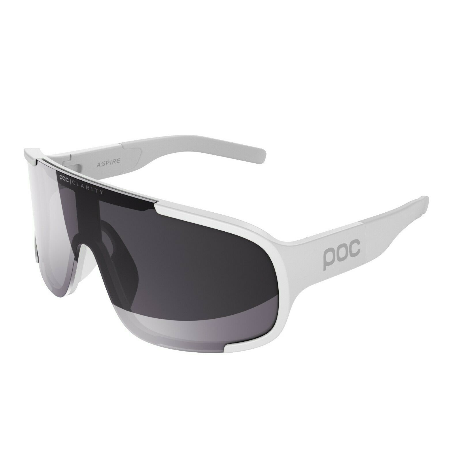 POC ASPIRE  PERFORMANCE HYDROGEN Weiß CLARITY 2019 GLASSES