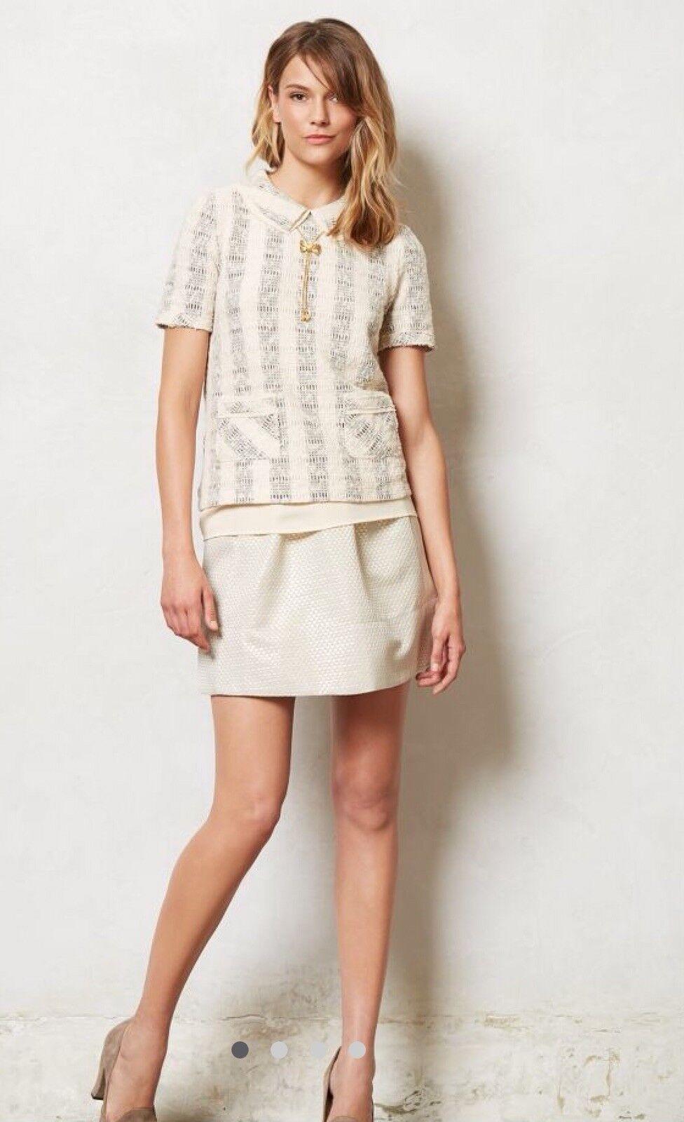 NWT  Anthropologie Cressida Ganni Skirt Size M