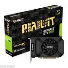 PALIT STORMX GTX1050, 2GB GDDR5, PCIE3, DVI, HDMI, DISPLAYPORT, 1455MHZ CLOCK