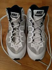 33a8f2d76d74 item 5 Nike Mens ZOOM WITHOUT A DOUBT Basketball Shoes White Black size 8  Medium width -Nike Mens ZOOM WITHOUT A DOUBT Basketball Shoes White Black  size 8 ...