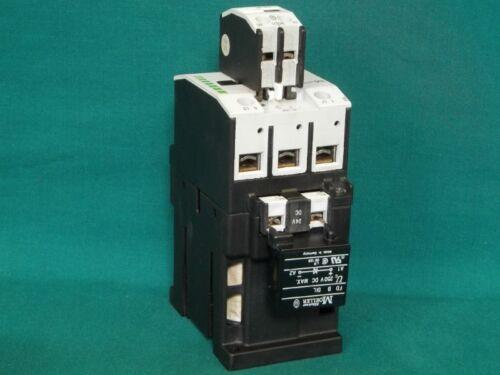 Klockner Moeller DIL 1M-G with 11 DIL M 3-phase breaker