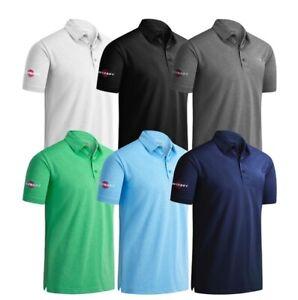 Callaway-Odyssey-Birdseye-Swing-Tech-Golf-Polo-Shirt-New-For-2020