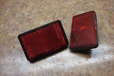 2005 Kawasaki Eliminator BN125 A BN 125 Rear Tail Fender Reflector Left Right K2