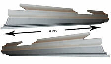 1984-01 Jeep Cherokee & Wagoneer 4dr Outer Rocker Panel Driver & Passenger Sides