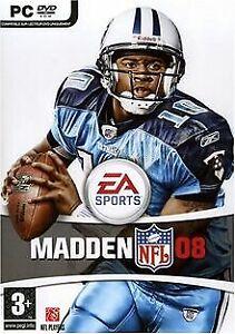 Madden-NFL-08-de-Electronic-Arts-Jeu-video-etat-bon