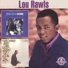 Nobody But Lou/Lou Rawls and Strings by Lou Rawls (CD, Mar-2006, Collectables)