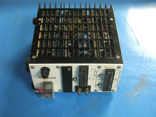 Gould MGT 5-20A Input 115-120V Nominal-Output 5V 20A Power Supply
