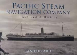 LIVRE-BOOK - Pacific Steam Navigation Company - Liste de la flotte et historique IFsxPOnu-08013547-221786319