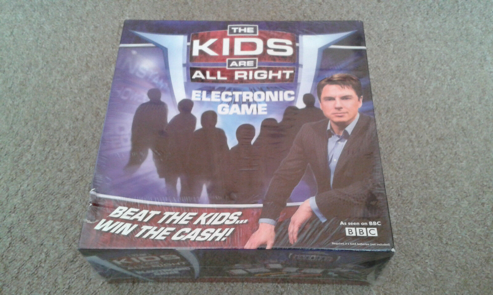 The Kids Are All Right Electronic Game - As Seen On BBC - Brand New & Sealed