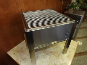 Grill Gaz CUBUS 4 Design moderne | eBay