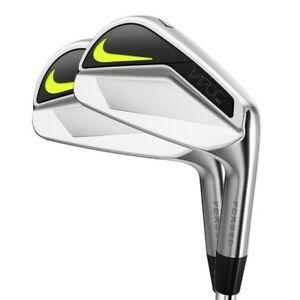26acf0260df NEW!! Nike Vapor Pro Forged Blade Irons 4-PW KBS Tour V X-Flex Steel ...