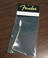 Fender Mexican Standard Stratocaster/strat Gold Tremolo Arm 099-2310-200