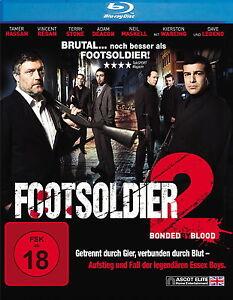 FOOTSOLDIERS 2 - Brutal...noch besser! Bluray - NEUWERTIG FSK 18 - 7613059401662 - Erlenbach, Deutschland - FOOTSOLDIERS 2 - Brutal...noch besser! Bluray - NEUWERTIG FSK 18 - 7613059401662 - Erlenbach, Deutschland
