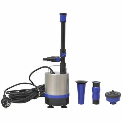 vidaXL Pompe pour fontaine 50 W Pompe de bassin étang de jardin terrasse#