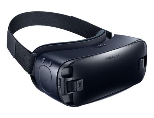 Samsung Gear VR 2 Oculus Virtual Reality Headset 2016 SM-R323 Blue Black USB-C