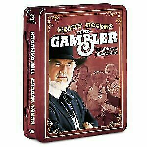 Dvd Kenny Rogers The Gambler 30th Anniversary Collectors Edition In Tin 2 Discs For Sale Online Ebay