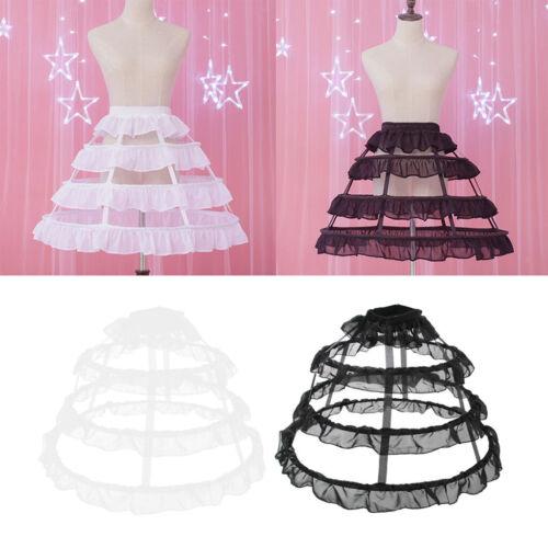 2 STÜCKE Hochzeit Petticoat Ballkleid Kleid Hoop Unterrock Prom Rutscht