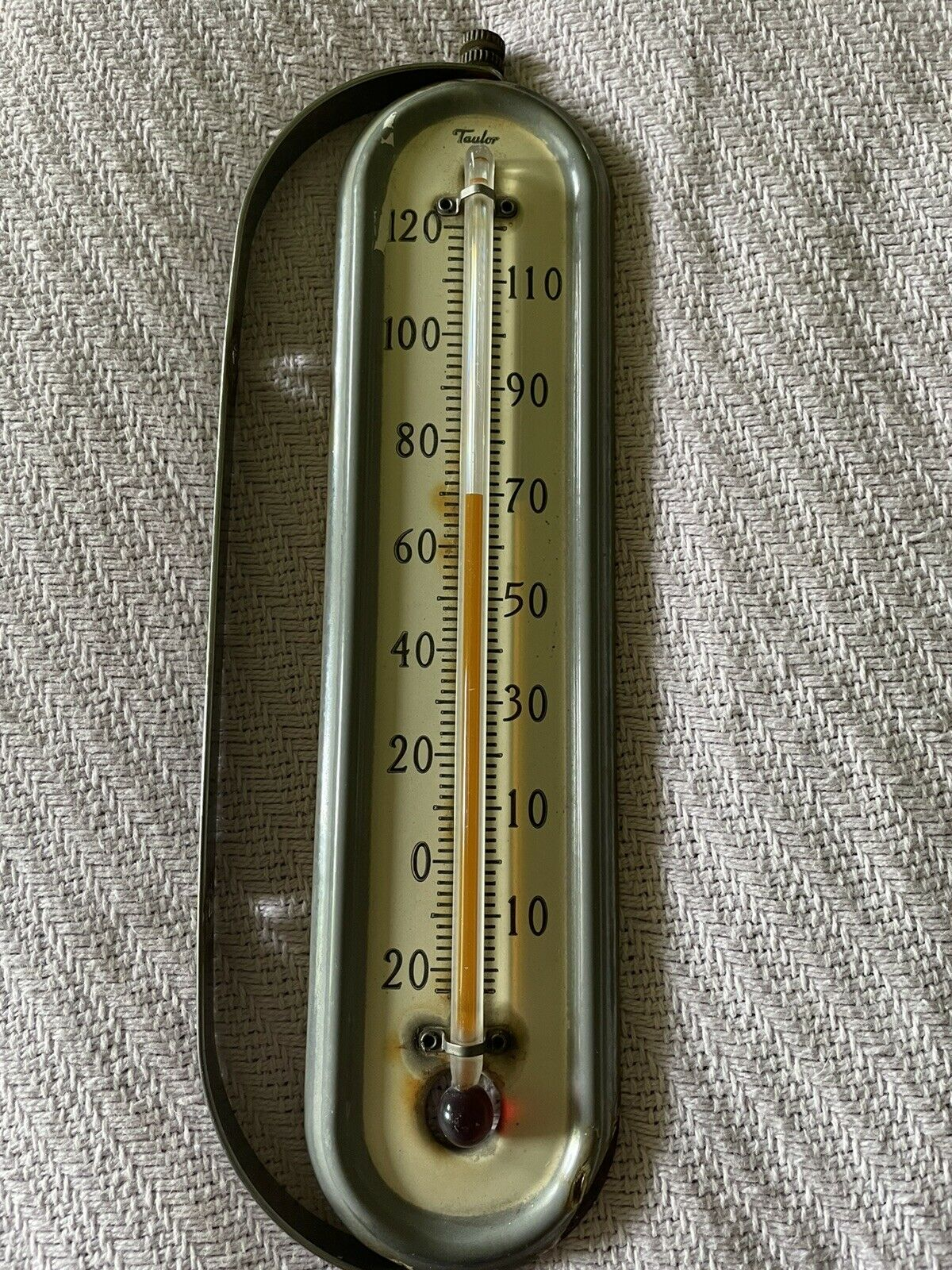 Taylor indoor outdoor thermometer