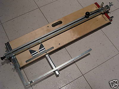 Fliesenschneider + Ersatzrad   PROFI SCHNEIDER   860 mm