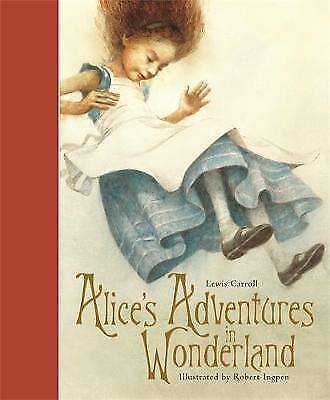 Alice's Adventures in Wonderland (Templar Classics) (Templar Classics: Ingpen),