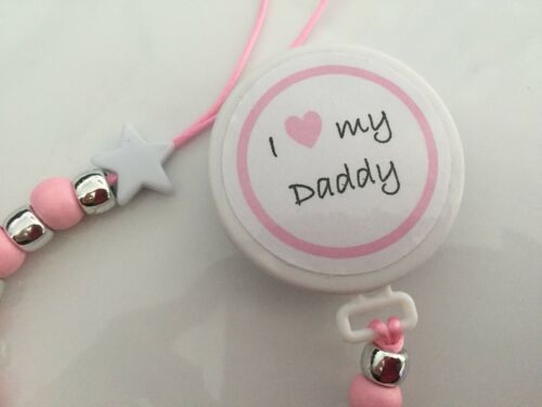 Personalised Wooden Dummy Clip