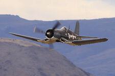 Giant 1/6 Scale American WW-II F4U Corsair Plans,Templates