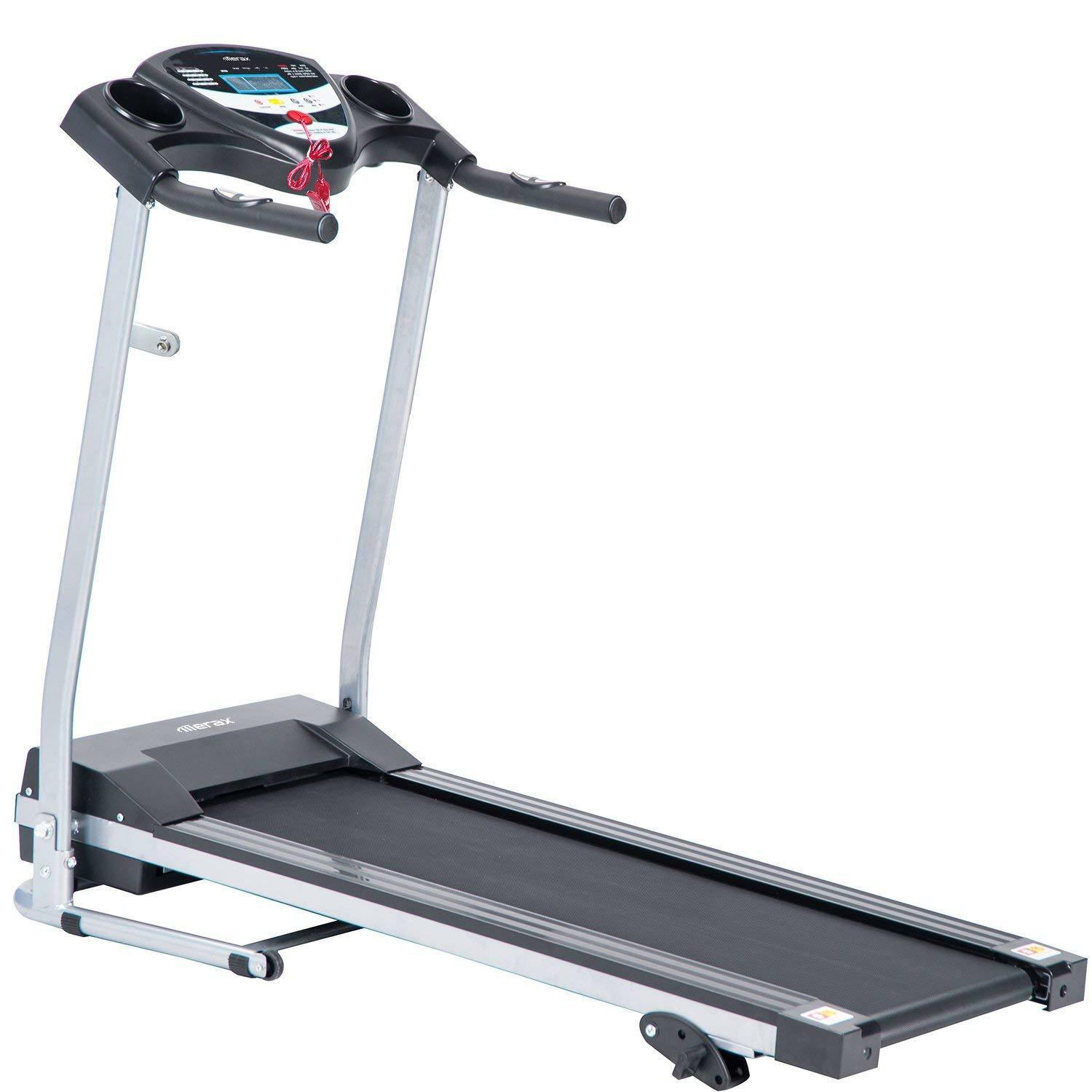 c340a30bcb5 Treadmill Electric Running Exercise Fitness Machine Motorized ...