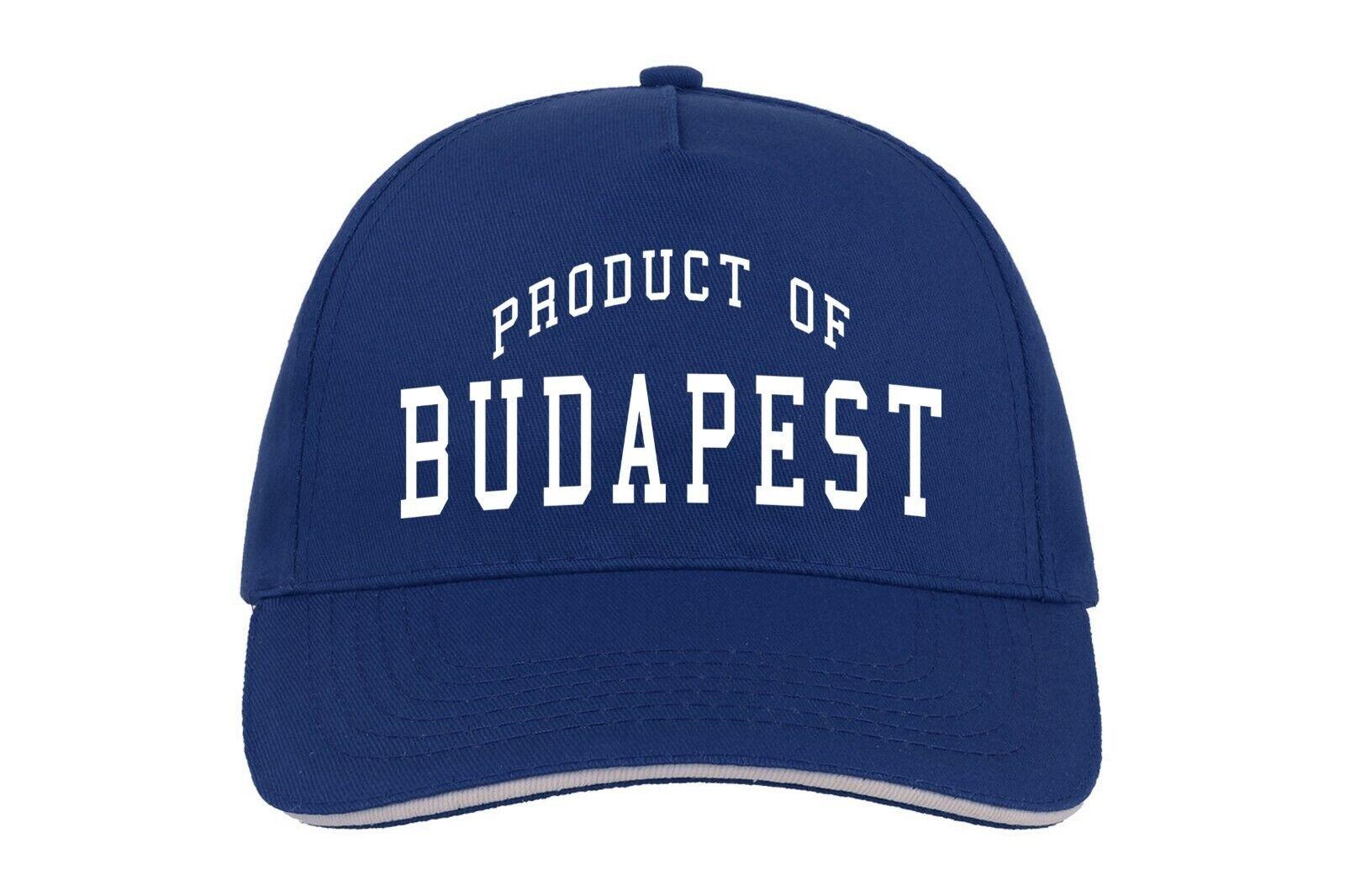 Budapest Produkt Von Baseballmütze Cap Eigener Geburtstagsgeschenk Ungarn City
