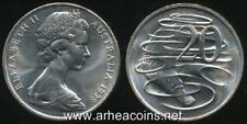 Australia, 1978 Canberra 20 Cent, Elizabeth II - Uncirculated