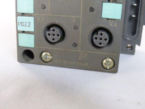 Relé de monitoreo de control broyce 45150 240V de sobreintensidad